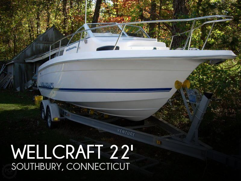 1997 Wellcraft 23 - image 1
