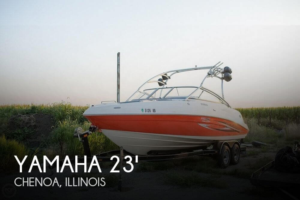 Used Boats For Sale in Peoria, Illinois by owner | 2007 Yamaha AR 230 High Output