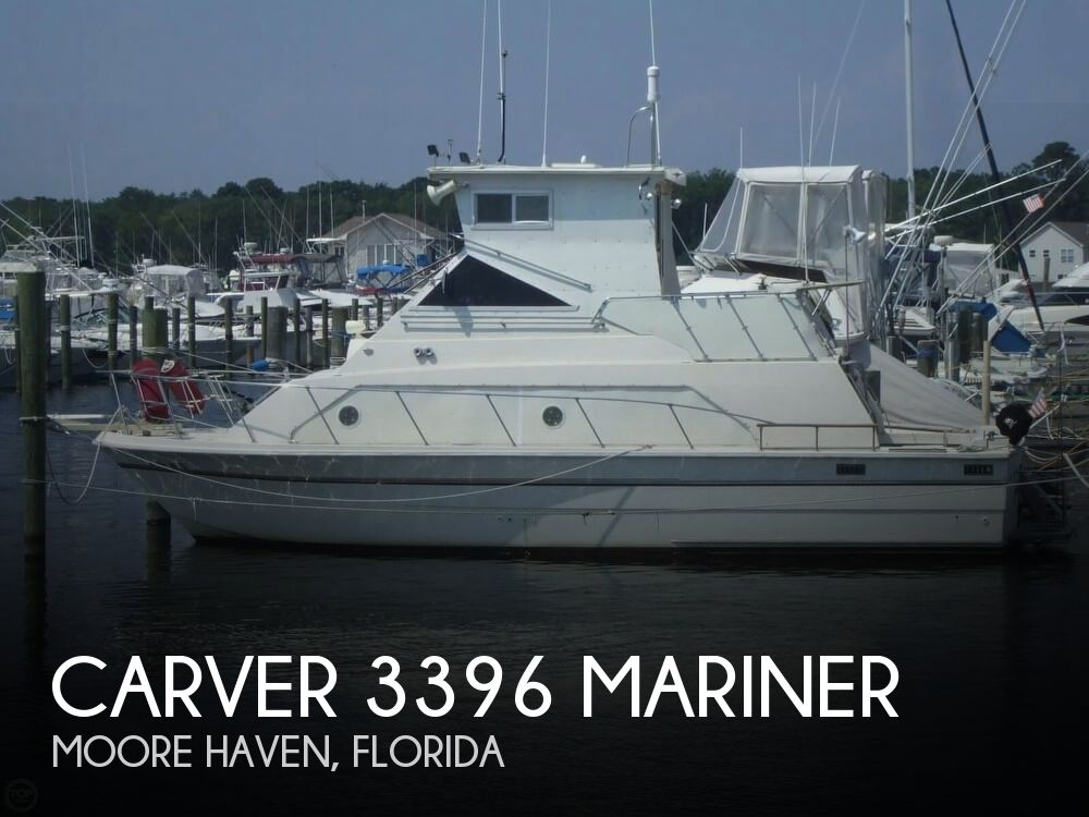 Used Carver 33 Boats For Sale by owner | 1977 Carver 33