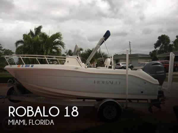 For Sale Used 2016 Robalo 18 In Miami Florida Boats For