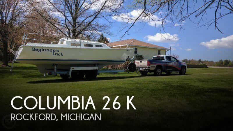 Used Columbia Boats For Sale by owner | 1975 Columbia 26