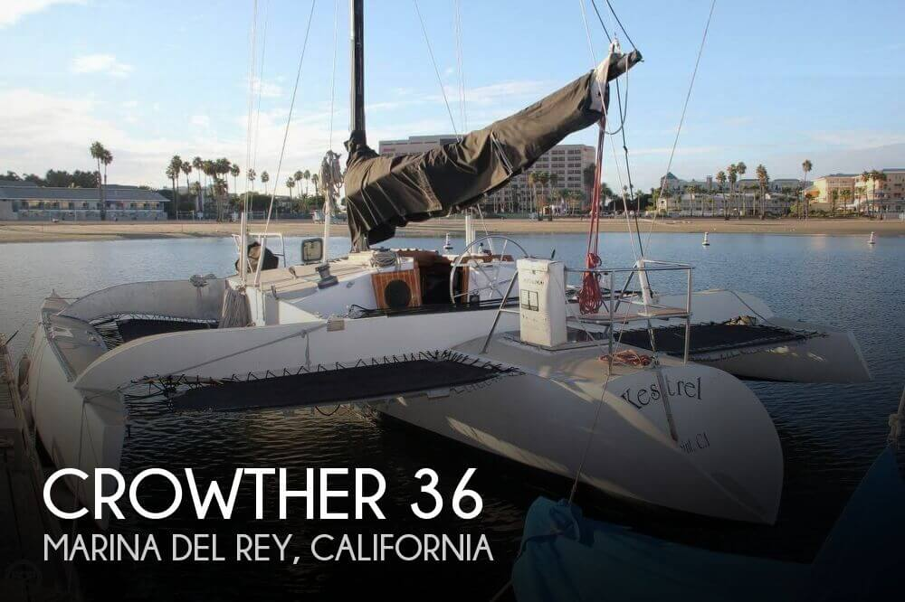 Used Crowther Boats For Sale by owner | 1979 Crowther 36