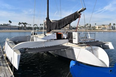 Crowther Buccaneer 36, 35', for sale - $31,200