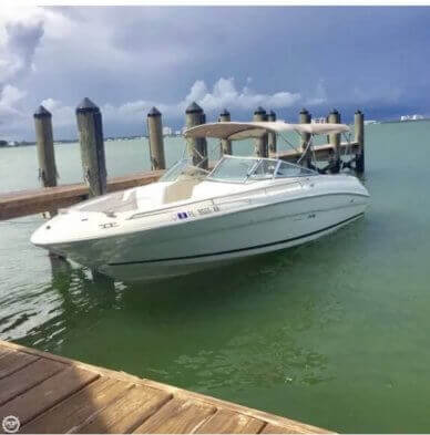 Sea Ray 26, 26', for sale - $15,000