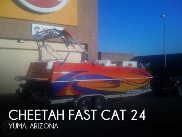 Used Cheetah Boats For Sale by owner | 2008 Cheetah 24