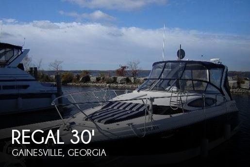 Used Regal Boats For Sale in Georgia by owner | 2006 Regal 32