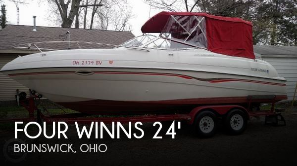 Used Four Winns 24 Boats For Sale by owner | 1997 Four Winns 24