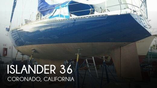 Used Islander Boats For Sale by owner | 1978 Islander 36