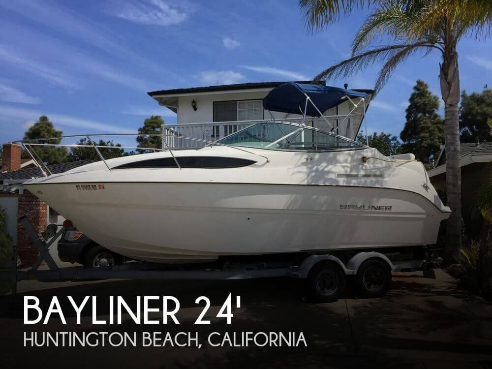 Used Bayliner Boats For Sale in California by owner | 2010 Bayliner 24