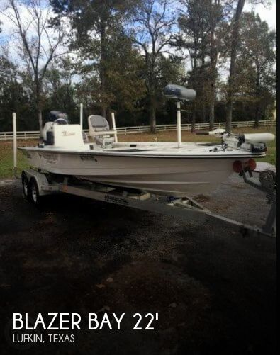 Used Blazer Boats For Sale by owner | 2013 Blazer 22