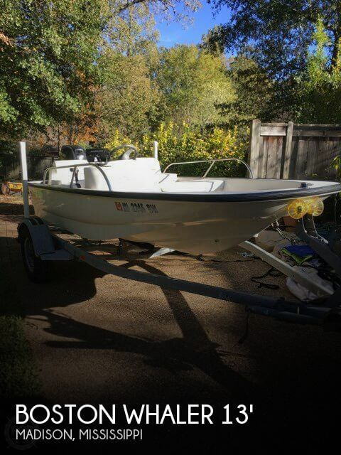 Used Boston Whaler Boats For Sale in Mississippi by owner | 2003 Boston Whaler 13