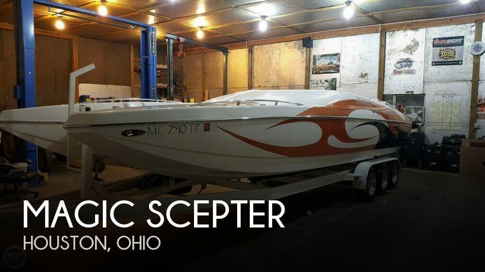 Used Boats For Sale in Dayton, Ohio by owner | 2008 Magic 28
