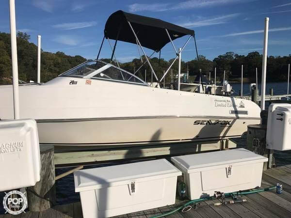 2007 Sea Fox boat for sale, model of the boat is 20 CF Limited Edition & Image # 2 of 41