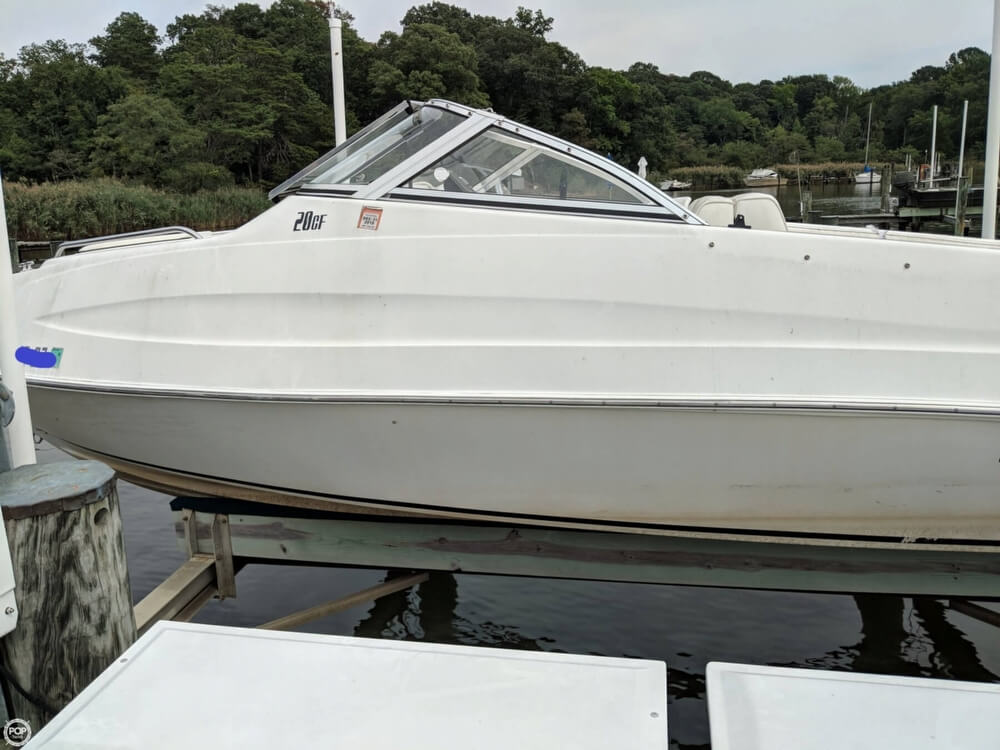 2007 Sea Fox boat for sale, model of the boat is 20 CF Limited Edition & Image # 17 of 41