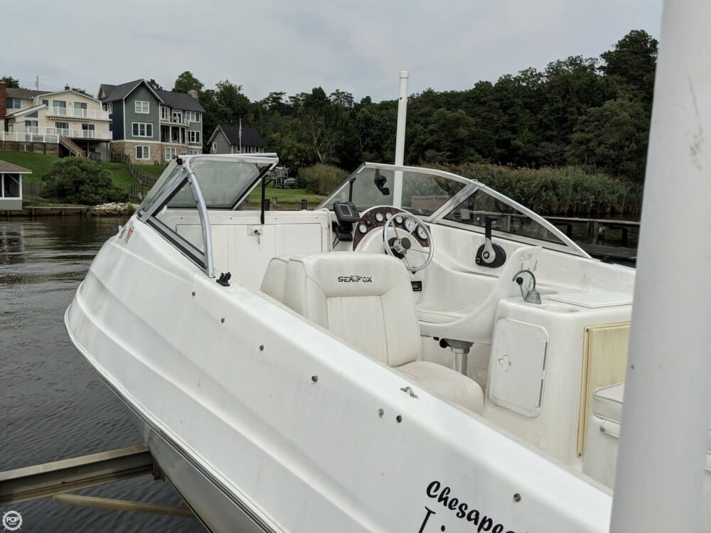 2007 Sea Fox boat for sale, model of the boat is 20 CF Limited Edition & Image # 30 of 41