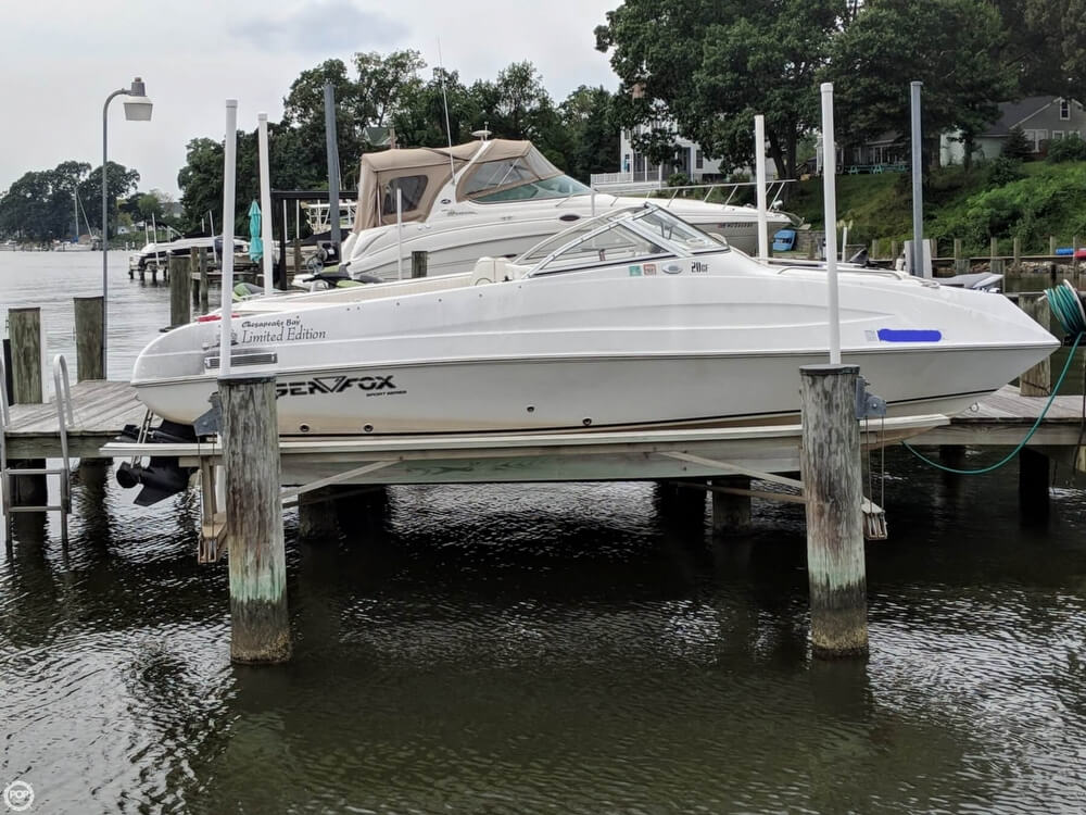 2007 Sea Fox boat for sale, model of the boat is 20 CF Limited Edition & Image # 36 of 41