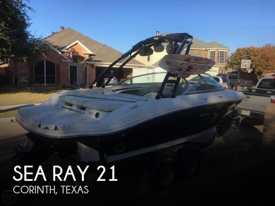 Used Sea Ray 21 Boats For Sale by owner | 2005 Sea Ray 21