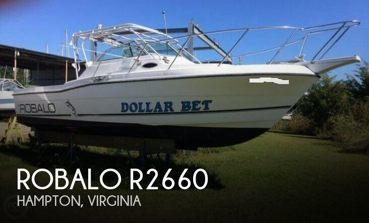 1988 ROBALO R2660 for sale