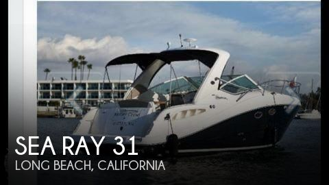 Used Sea Ray 31 Boats For Sale by owner | 2006 Sea Ray 31