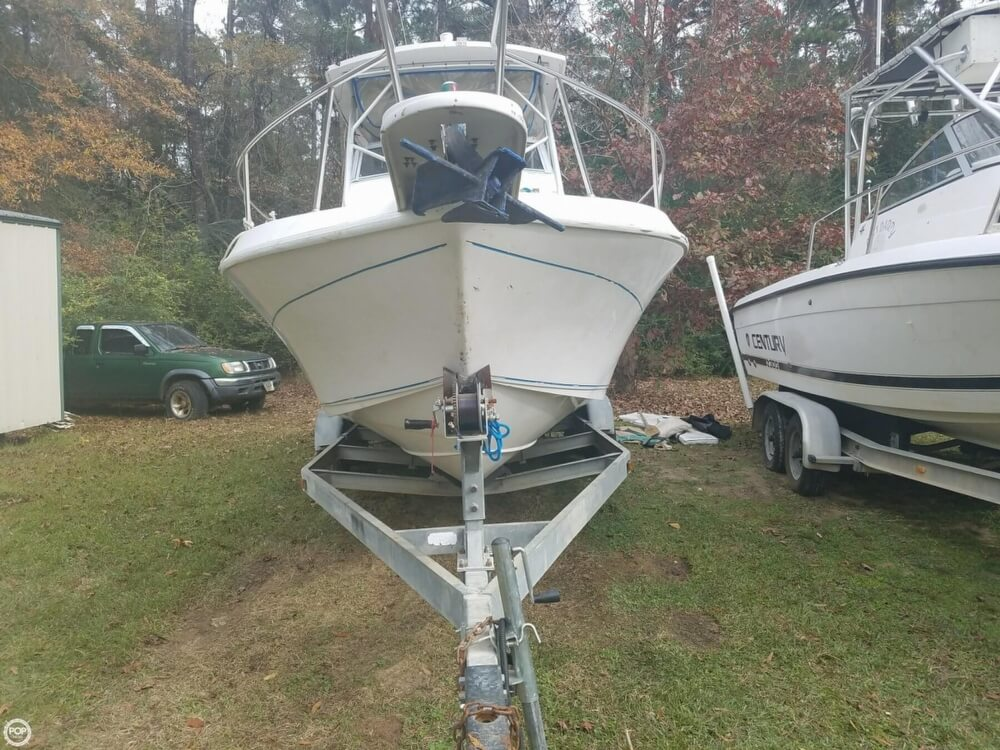 1994 Pro-Line boat for sale, model of the boat is 240 & Image # 18 of 22