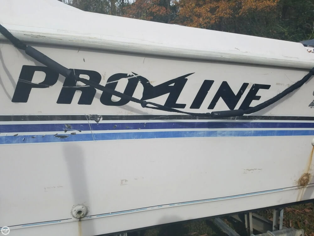 1994 Pro-Line boat for sale, model of the boat is 240 & Image # 19 of 22