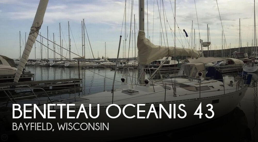 Used Boats For Sale in Duluth, Minnesota by owner | 1988 Beneteau 43