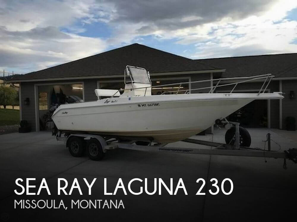 Used Boats For Sale in Montana by owner | 1991 Sea Ray 23