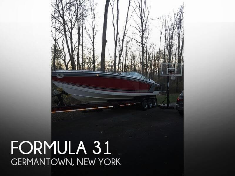 Used Boats For Sale in Albany, New York by owner | 1988 Formula 31