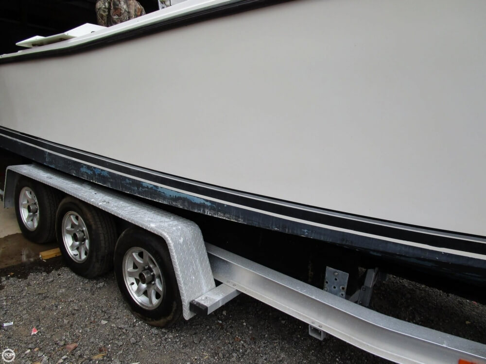 1987 Mako boat for sale, model of the boat is 261 & Image # 5 of 41