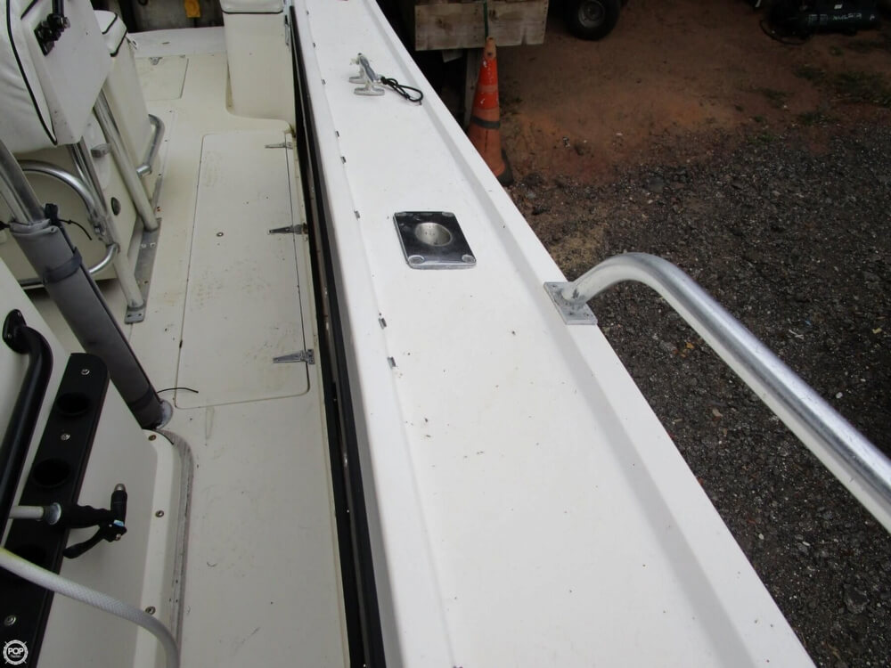 1987 Mako boat for sale, model of the boat is 261 & Image # 24 of 41