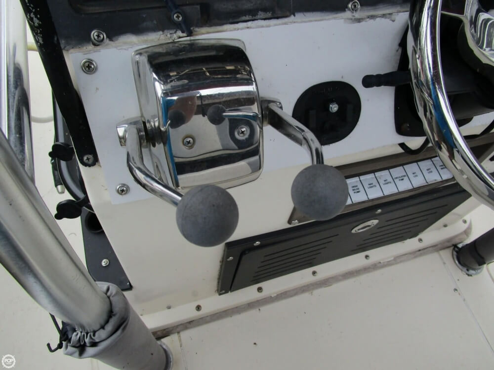 1987 Mako boat for sale, model of the boat is 261 & Image # 29 of 41