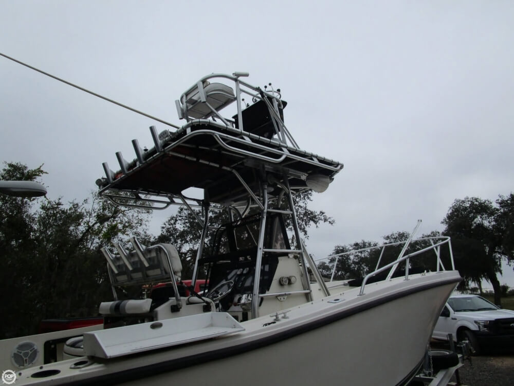 1987 Mako boat for sale, model of the boat is 261 & Image # 2 of 41