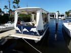2016 Refurbished Bob Holmes Party Barge/deck Boat/pontoon Boat