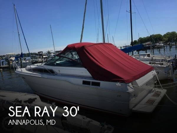 Used Sea Ray 300 Sundancer Boats For Sale by owner | 1989 Sea Ray 300 Sundancer