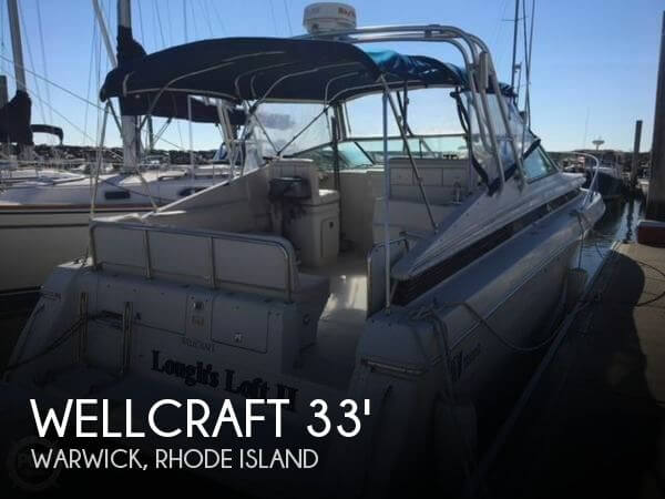 Used Wellcraft 32 Boats For Sale by owner | 1991 Wellcraft 32