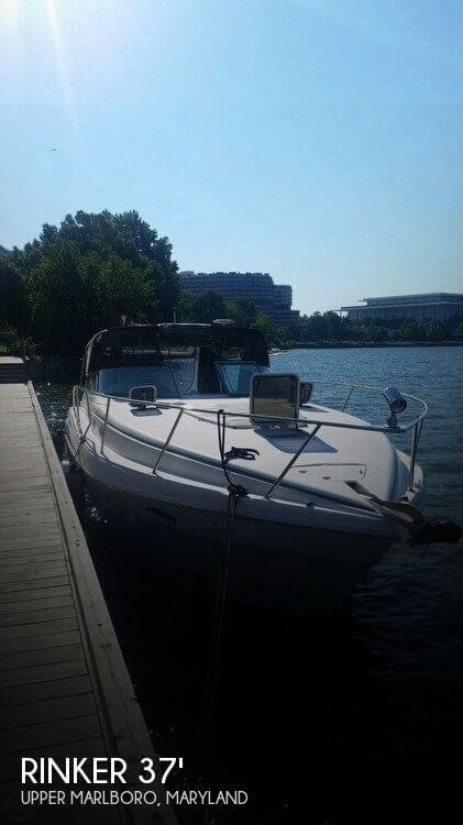 Used Rinker 37 Boats For Sale by owner | 2002 Rinker 37