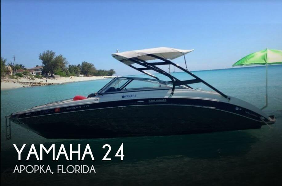 Used Yamaha Boats For Sale in Florida by owner | 2013 Yamaha 24