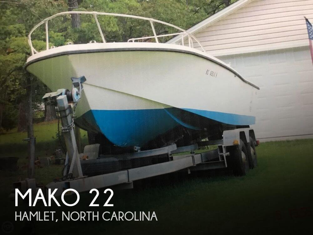 Used MAKO 22 Boats For Sale by owner | 1973 Mako 22