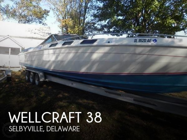 Used Wellcraft 38 Boats For Sale by owner   1979 Wellcraft 38