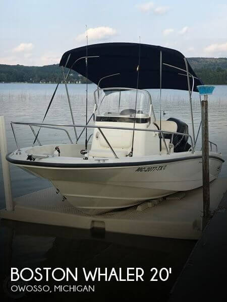 Used Boston Whaler 200 Dauntless Boats For Sale by owner | 2013 Boston Whaler 200 Dauntless