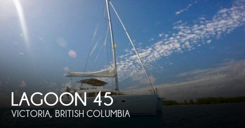 Used Boats For Sale in Canada by owner | 2014 Lagoon 45