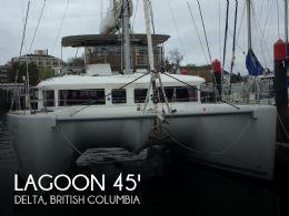 2014 Lagoon 450 Flybridge