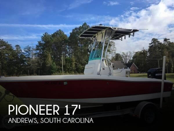 Used Pioneer Boats For Sale by owner | 2006 Pioneer 18