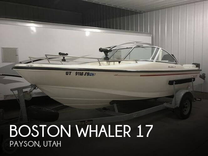 Used Boston Whaler 17 Boats For Sale by owner | 1995 Boston Whaler 17