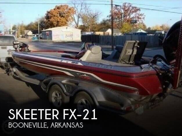 Used Boats For Sale in Fort Smith, Arkansas by owner | 2014 Skeeter 21