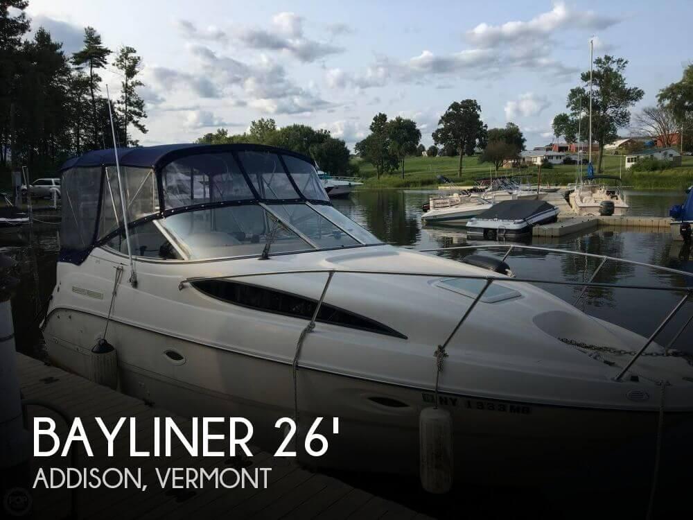 Used Bayliner 26 Boats For Sale by owner | 2003 Bayliner 26