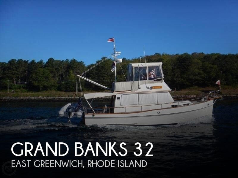 Used GRAND BANKS Boats For Sale by owner | 1986 Grand Banks 32