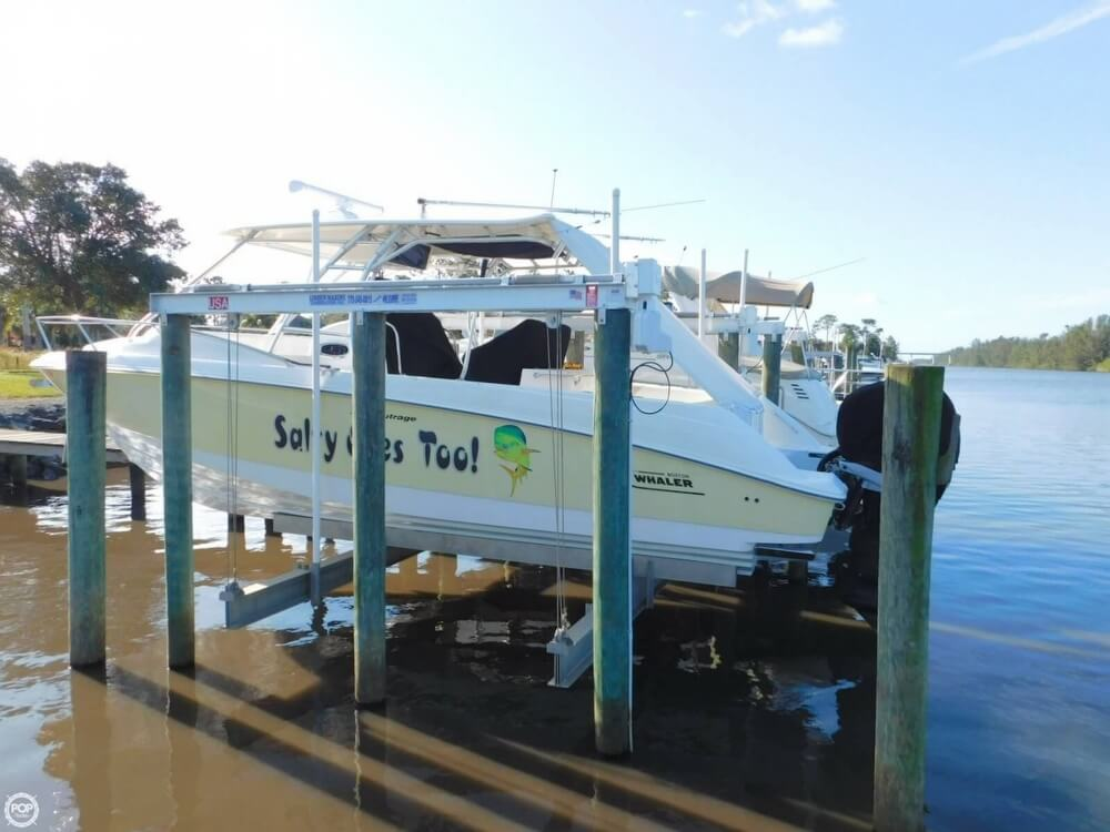 2008 Boston Whaler 320 Outrage Cuddy - image 32