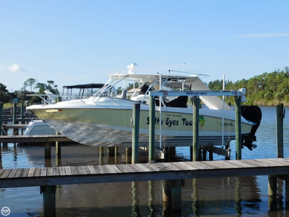 2008 Boston Whaler 320 Outrage Cuddy - image 33