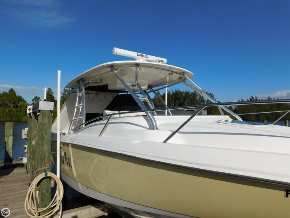 2008 Boston Whaler 320 Outrage Cuddy - image 34
